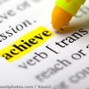Achieve Highlighted in Dictionary