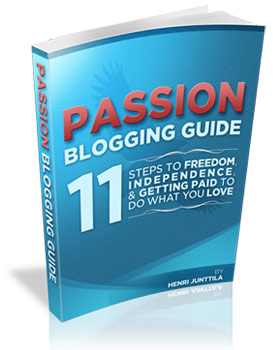 Passion Blogging Guide