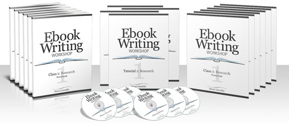 Ebook Writing Workshop