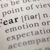 Writing Fear and Doubts