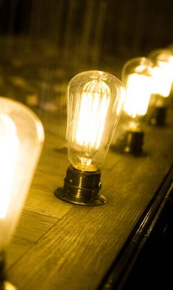 Light Bulbs - Personal Growth Phases