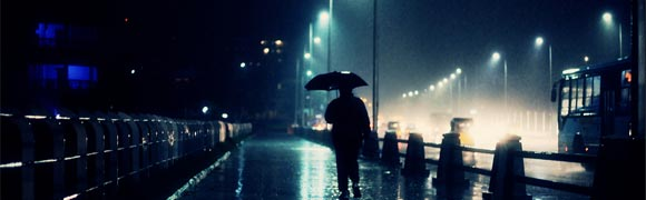 The Rain Man by Vinoth Chandar from Flickr