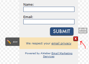 Simplify Your Web Form