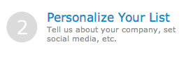 Personalize Your Email List