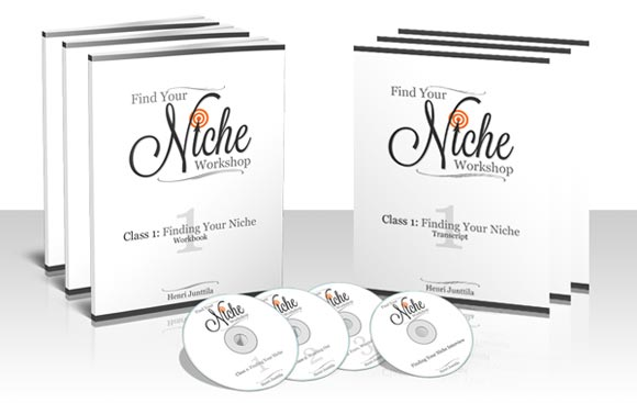 The Finding Your Niche Workshop