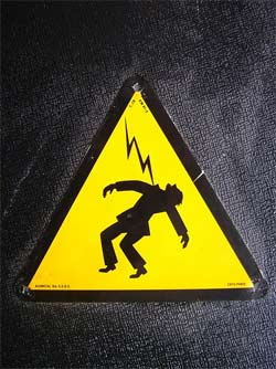 Are You Running Into These Warning Signs? Image by ropert