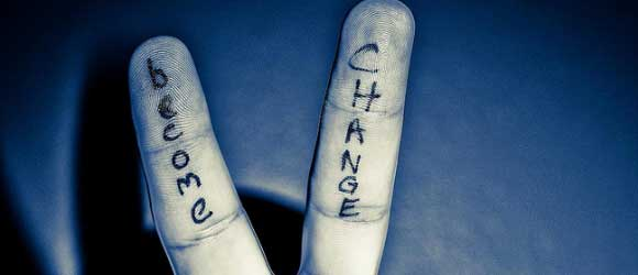 Change Your Life Now - Obey the Fingers!