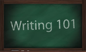 Article Writing 101