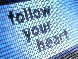 What does it meant to follow your heart?