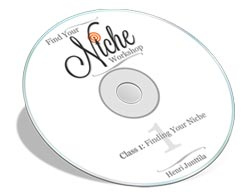 Class 1: Finding Your Niche