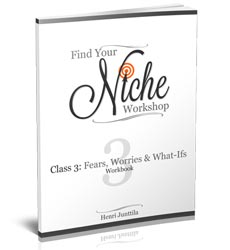 Workbook 3: Overcome Your Fears