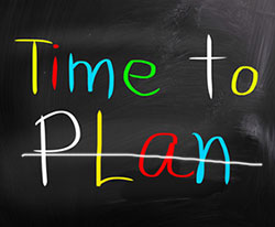 You don't have to plan your business or your life
